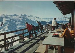 Bergstation Und Restaurant Piz Mundaun - Photo: Gross - GR Grisons