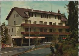 Flims-Waldhaus - Hotel-Garni Flimserhof Confiserie-Tea-Room - Photo: Jules Geiger - GR Grisons
