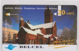 BELARUS  1CWMB007175 - Belarus