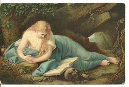 DRESDEN / DIE BÜSSENDE MAGDALENA By POMPEO BATONI - Peintures & Tableaux