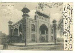 AGRA / GATE OF TAJ - India