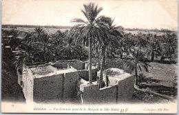ALGERIE - BISKRA - Vue Prise De La Mosquée De Sidi Malek - Biskra