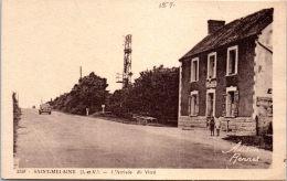 35 SAINT MELAINE - L'arrivée De Vitré - Other Municipalities
