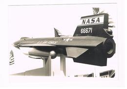 D93 LE BOURGET ?. AVION DE CHASSE AMERICAIN . PROTOTYPE.NASA 66671. FUSEE. - Aviation