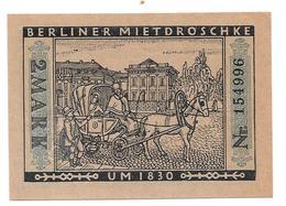 **notgeld  Berlin  9x 2 Mark 92.3/1+2+3+4+5+6+7+9+10 - [11] Emissions Locales