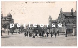 12   Decazeville  Place Cabrol - Decazeville