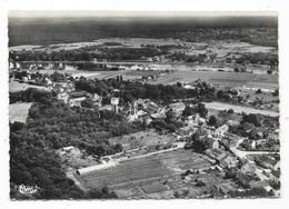 Cpsm: 77 CHARTRETTES (ar. Melun) Vue Aérienne Sur La Vallée De La Seine (Château D'Eau) 1952  CIM  N° 4678 - Autres Communes