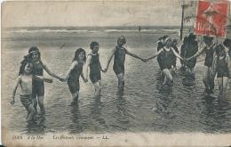 Mode - Maillot De Bain - 5005 - Ala Mer - Les Enfants S'amusent - LL - Mode