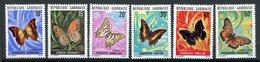 Gabon, Yvert 304/309, Scott 305/310, MNH - Gabon (1960-...)