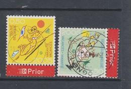 COB 3399 / 3400 Oblitération Centrale - Used Stamps