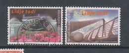 COB 3275 / 3276 Oblitération Centrale - Used Stamps