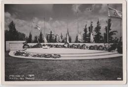 ISRAEL -  HAIFA - War Memorial - Circulated 1958 - Israel