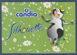 = Candia, Lait, Silhouette Parraine La Météo Sur M6, Mars 2005 - Advertising
