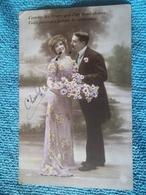Saint-Valentin Tampon De 1913 - Saint-Valentin
