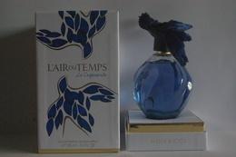 L'AIR Du TEMPS Le CREPUSCULE/SERIE LIMITEE NINA RICCI - Parfum (neuf Sous Emballage)