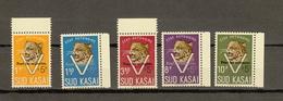 Zuid-Kasai Ocb Nr:  20A - 24A ** MNH  (zie Scans) - South-Kasaï