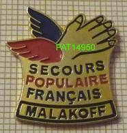 SECOURS POPULAIRE FRANCAIS De MALAKOFF - Associations