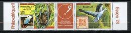 Gabon, Yvert PA215A, Scott C216a, MNH - Gabon (1960-...)