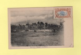Reunion - Cilaos - 21 Fevr 1923 - Les Mares - Carte Postale Illustree (non Voyagee) - Réunion (1852-1975)