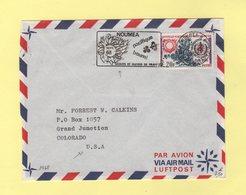 Nouvelle Caledonie - Noumea - Pacifique Boum - Scouts Et Guides De France - 1968 - Briefe U. Dokumente