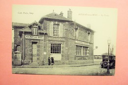 """AULNAY SOUS BOIS  """" LA POSTE """" ECRITE 1926. - Aulnay Sous Bois"""