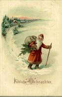 Santa Claus   Père Noël   Kerstman  Saint Nicolas A Happy Christmas - Santa Claus