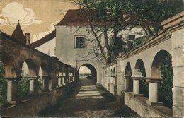 005541  Schönbühel I. D. Wachau - Schlosseingang  1920 - Österreich