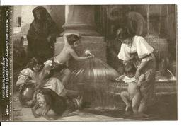 SALON 1911 / JEUNES ITALIENS A LA FONTAINE Par DENIS ETCHEVERRY - Peintures & Tableaux