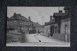 Grands Prix De L'A.C.F , Circuit De Touraine - SEMBLANCAY, La 3 ème Courbe De La Rue Principale. - Semblançay