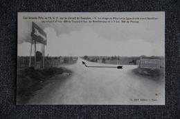 Grands Prix De L'A.C.F , Circuit De Touraine - Le Virage Du PILORI - France