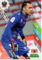 Adrenalyn XL Ligue 1 2014-2015 - David Ospina OGCN - Trading Cards
