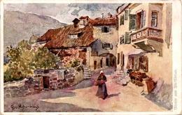 Motiv Aus Alt-Meran (12604) * 1913 - Merano