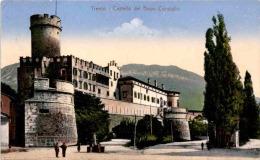 Trento - Castello Del Buon Consiglio (7174) * 14. 10. 1912 - Trento