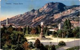 Trento - Piazza Dante (10) * Feldpost 7. X. 1914 - Trento