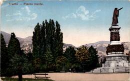 Trento - Piazzo (!) Dante (122) * Feldpost 7. XI. 1914 - Trento