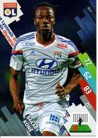 Adrenalyn XL Ligue 1 2014-2015 - Bakary Koné OL - Trading Cards