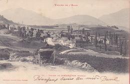 CPA - 11 - CARCANIERES - Village - Ariège - 81 - Frankreich