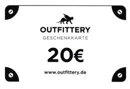 Geschenkkarte Outfittery - Gift Cards