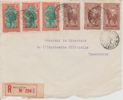 Timbres Madagascar 1940 - Madagascar (1960-...)