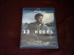 DVD  BLU RAY   13 HOURS  DOUBLE DVD UN FILM DE GUERRE PUISSANT - Action, Adventure