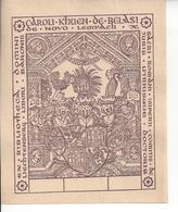 Ex Libris.105mmx125mm. - Bookplates