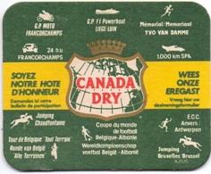 #D222-085 Viltje Canada Dry - Sous-bocks
