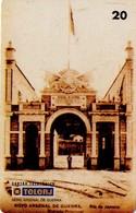 TARJETA TELEFONICA DE BRASIL (ARSENAL DE GUERRA DE RIO DE JANEIRO EN 1902 - 02/99) (106) - Armada