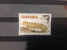 Tanzania - Inheemse Dieren (4) 1984 - Tanzania (1964-...)