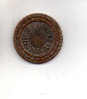 Sac X  : Monnaie Coin Nécessité A Consommer  A MERSIE BORGERHOUT - Monetary / Of Necessity
