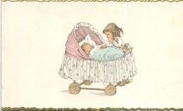 Geboorte - Naissance - Birth - Geburt : EDMOND ( 11 X 6.5 Cm ) Illustrateur - Naissance & Baptême