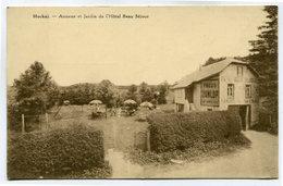 CPA - Carte Postale - Belgique - Hockai - Annexe Et Jardin De L'Hôtel Beau Séjour ( SV5641) - Stavelot