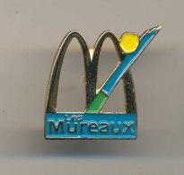 LES MUREAUX - McDonald's