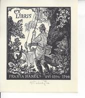 Ex Libris.95mmx115mm. - Bookplates