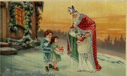 SAINT NICOLAS - St Niklaas - St Nicolaas - Enfant - Jouet - Père Fouettard - Saint-Nicholas Day